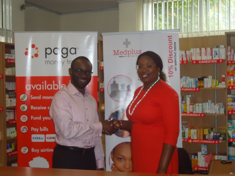 Paga Strengthens Mobile Payment Network With Medplus Partnership