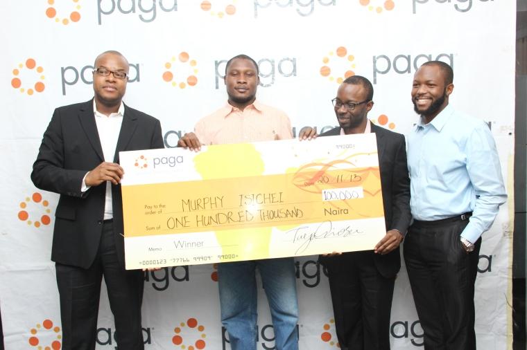 PAGA ACHIEVES ONE MILLION USER MILESTONE