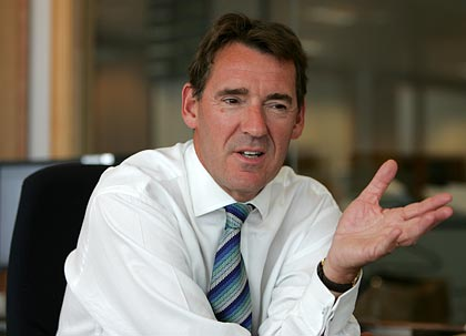 JIM O'NEILL, FORMER CHIEF ECONOMIST OF GOLDMAN SACHS, INVESTS IN PAGA