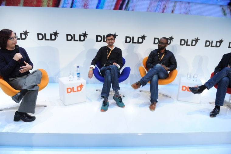 "DLD15 Conference Munich - ""It's only the beginning"" - January 18-20, 2015"